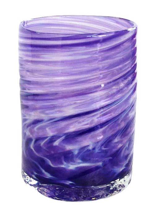 美ら海 グラス大 紫