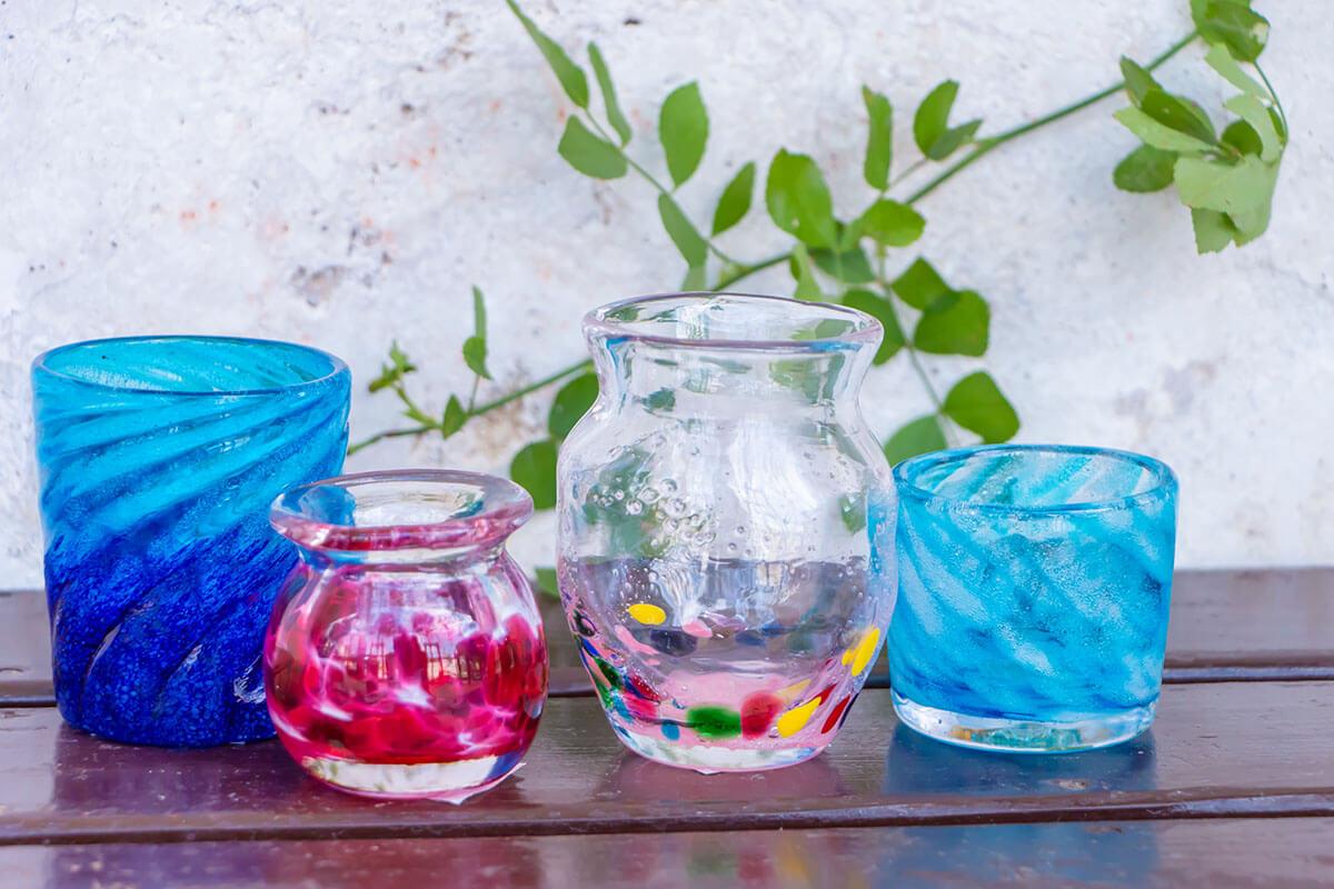 琉球ガラスアウトレットの写真